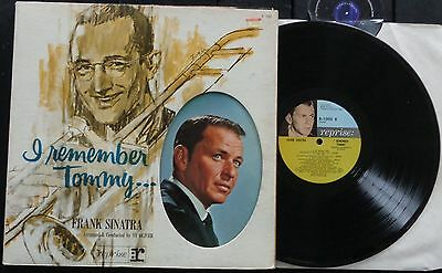 KLP124 - Frank Sinatra - I remember Tommy (R-1003) US LP in Gimmick-FOC