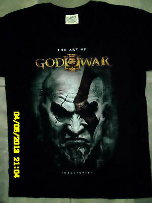 God Of War - The Art Of Balistic - T-Shirts