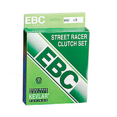 EBC SRC Series Clutch Set For Honda 1990 VFR400 NC30