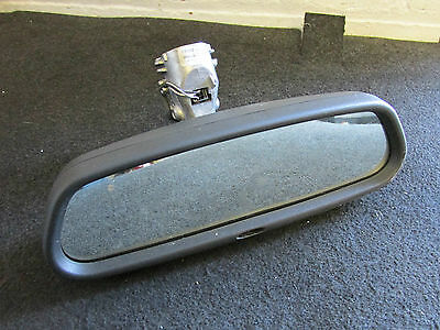 Citroën C3 I Stick On Replaceable Dipping Rear View Mirror 210 x 50mm