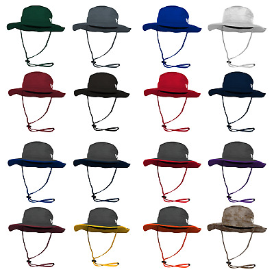 The Game Athletic Boonie Hat Baseball Football Softball Bucket Hats GB400