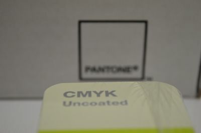 Pantone Plus Series CMYK Uncoated Color Guide - GP1501
