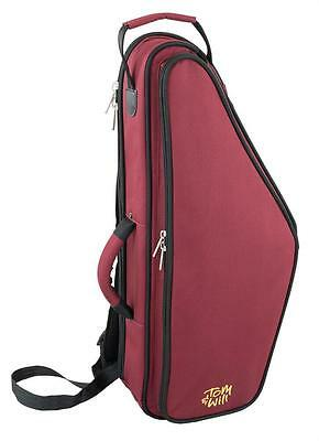Tom and Will BURGUNDY Alto Sax Saxophone Gig Bag Case 36AS-359 **NEW**