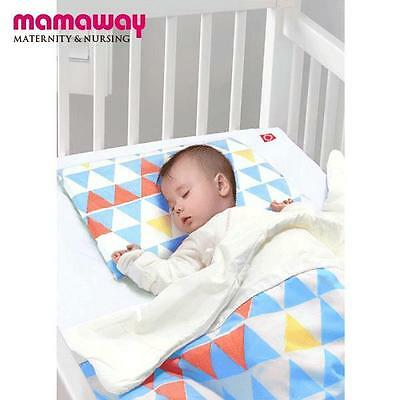 Mamaway No Sweat Baby All Seasons Quilt Set - Blue
