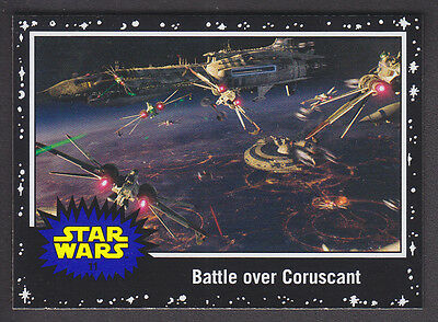 Topps Star Wars - Journey To The Force Awakens - Black Parallel Card # 11