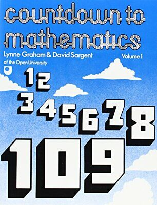 Countdown To Mathematics Volume 1: v. 1 by Graham, L. Paperback Book The Cheap