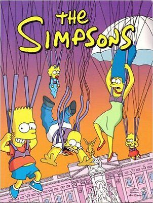 The Simpsons, New, Matt Groening Book
