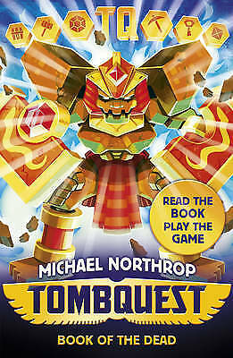 The Book of the Dead (TombQuest), Michael Northrop, New Book
