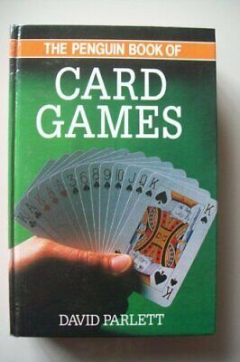 The Penguin Book of Card Games by Parlett, David Paperback Book The Cheap Fast