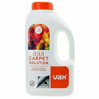 NEW VAX AAA Carpet Washer Cleaning Shampoo Floral Infusion 750ml 1912736601