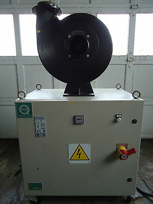 Material Air Blower Portable unit self contained with power supply