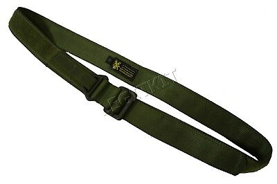 "OLDGEN London Bridge LBT-0612A Riggers Belt XLARGE XL 44-49"" OD Green GOLD LABEL"