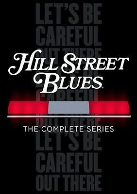 HILL STREET BLUES COMPLETE SERIES New 34 DVD Set Seasons 1-7 1 2 3 4 5 6 7