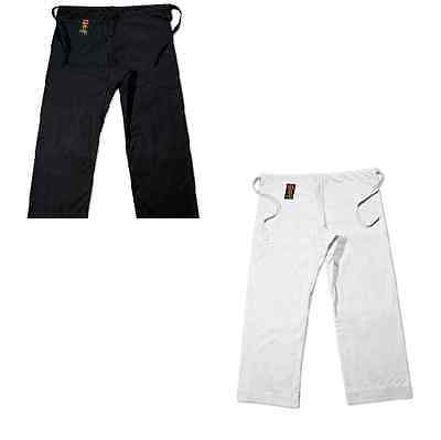 ProForce Gladiator 14 oz 100% Cotton Heavyweight Karate Pants Traditional Waist