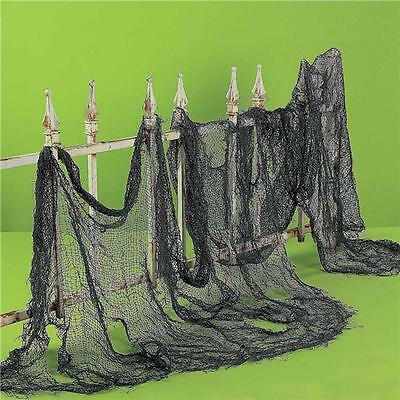 New Scary Net Web Party Halloween Yard Patio Haunted Home Bar Decorations B