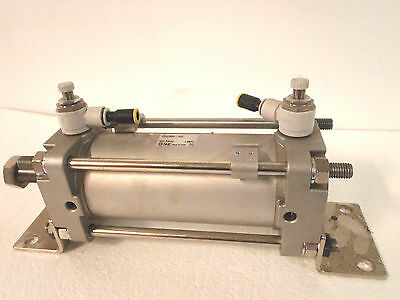 SMC CDA2L80-125-M9PWSDPC 80MM CA1 Double-Acting Auto Switching Cylinder