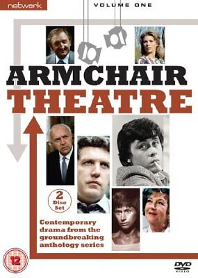 Armchair Theatre: Volume 1 DVD (2010) Tom Bell ***NEW***