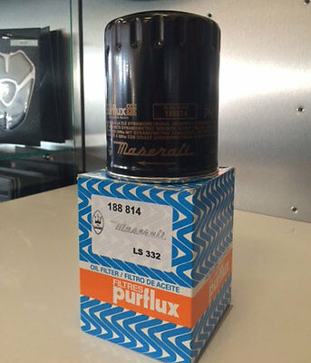 Maserati Oil Filter By Purflux 188814