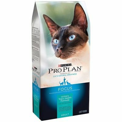 Purina Pro Plan Dry Cat Food Adult Urinary Tract Health Formula Chicken 3.5Lb
