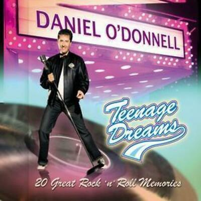 Daniel O'Donnell : Teenage Dreams CD (2005) Incredible Value and Free Shipping!
