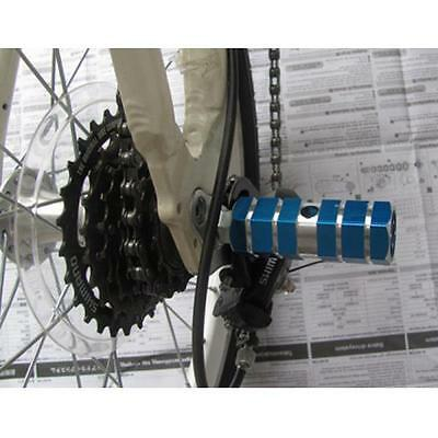 """Practical Cycling Bike Bicycle Component 3/8"""" Axle Sexangle Cylinder Foot Pegs"""