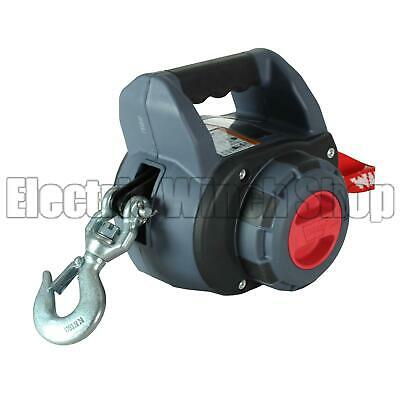 Warn Portable 500lb Electric Drill Powered Winch