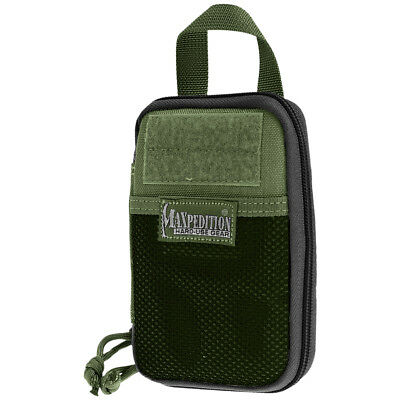 Maxpedition Multipurpose Mini Pocket Military Organizational Pack MOLLE OD Green