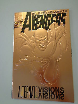 Avengers 30th Anniversary Alternate Visions Vol #1 #360 Marvel March 1993 NM