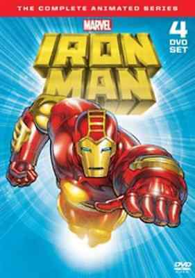 Iron Man: The Complete 1996 Series DVD NEW