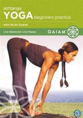 Gaiam Ashtanga Yoga for Beginners DVD NEW