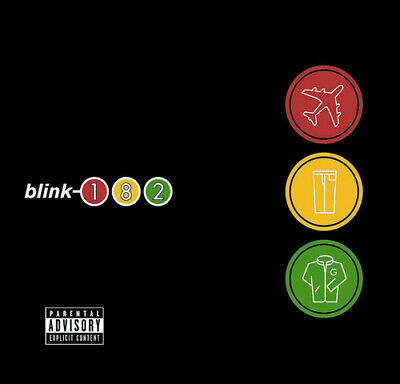 Blink-182 : Take Off Your Pants and Jacket CD (2001)