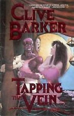 Clive Barker Tapping The Vein Book 2 Eclipse Book 1990 Bolton Wagner Burke