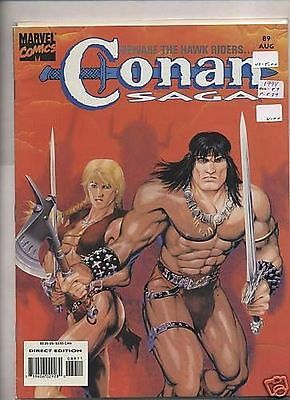 Conan Saga #89  Marvel Comics '94 VF/NM