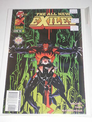 Exiles Vol 3 #9 Nocenti VF-NM Malibu Comics Jun 1996