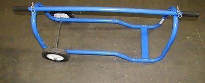 Elecor Mh8210 One Hand Wire Handling Cart New