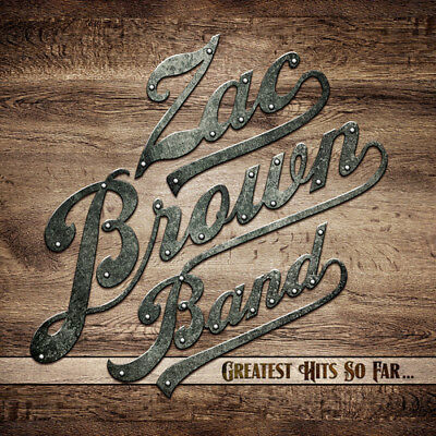 Zac Brown Band : Greatest Hits So Far... CD (2014) ***NEW***
