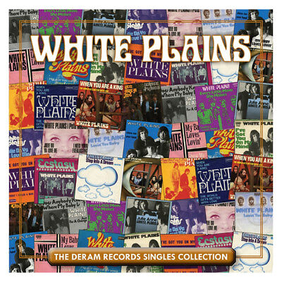 White Plains : The Deram Records Singles Collection CD (2015) ***NEW***