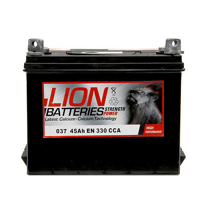 Type 037 330CCA 3Years Warranty OEM Replacement Lion Batteries Car Battery 45Ah