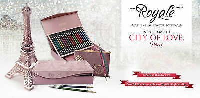 Knitter's Pride Royale Interchangeable Luxury Needle Set