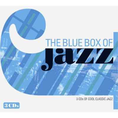 Various Artists-The Blue Box of Jazz CD NEW