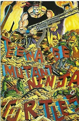 Teenage Mutant Ninja Turtles #34 Mirage Comics Sep 1990