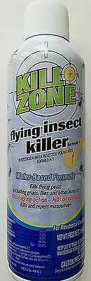 FLYING INSECT KILLER FORMULA 2 Kills on Contact  3 oz Aerosol Can,  Fly Spray