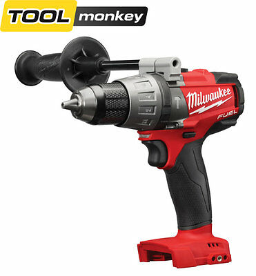 Milwaukee M18FPD -0 18v Brushless Fuel 2 Cordless Hammer Combi Drill Bare Unit
