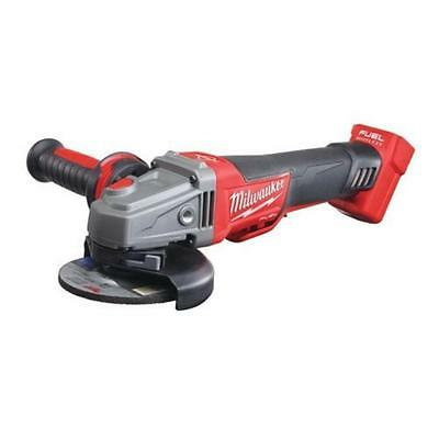 Milwaukee M18CAG115XPDB 18v Fuel Brushless 115mm Angle Grinder Brake Bare Unit