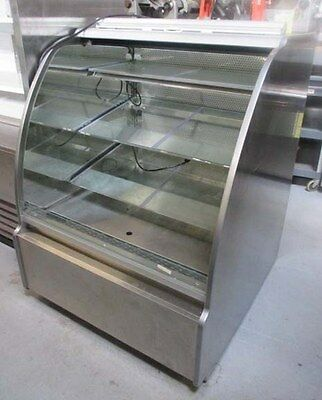 Encore Open Air Refrigerated Self-Service Display Case  HV38RSS