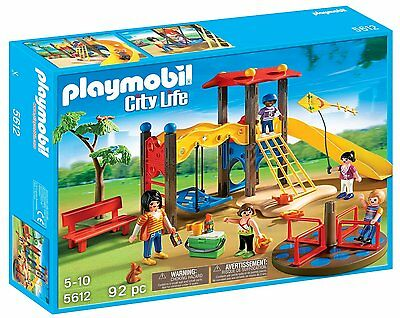 PLAYMOBIL Playground Set from PLAYMOBIL® (5612) Encourages children (BRAND) XTS