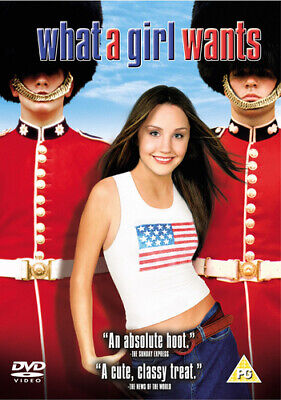 What a Girl Wants DVD (2004) Amanda Bynes