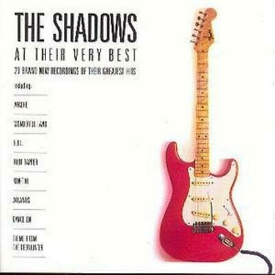 The Shadows : At Their Very Best CD (1994)