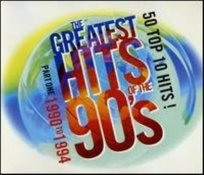 Various : Greatest Hits 90s CD Value Guaranteed from eBay's biggest seller!