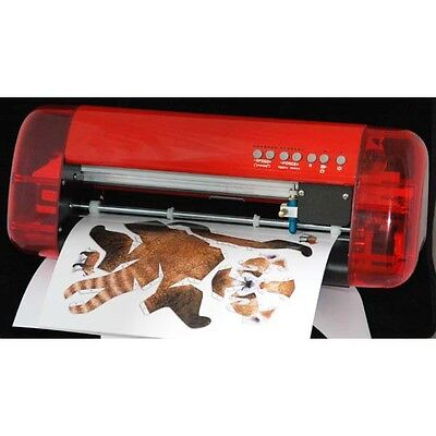 A4 CUTOK Vinyl Cutter Sign Plotter with Contour Cut Function with Free GIFT